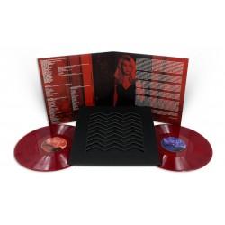OST - Twin Peaks: Fire Walk With Me ( Angelo Badalamenti) 2LP (Red/Black Marbled [Cherry Pie]) 