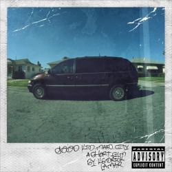 Lamar Kendrick - Good Kid, m.A.A.d City 2LP