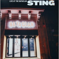 Sting - Live At The Bataclan LP (limited edition)