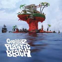 Gorillaz - Plastic Beach LP