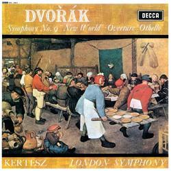 """Dvořák Antonín - Symphony No. 9 """"New World"""" / Overture """"Othello"""" LP"""