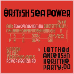 British Sea Power - Let The Dancers Inherit The Party CD