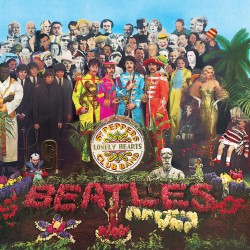 Beatles, The - Sgt. Pepper's Lonely Hearts Club Band 2LP