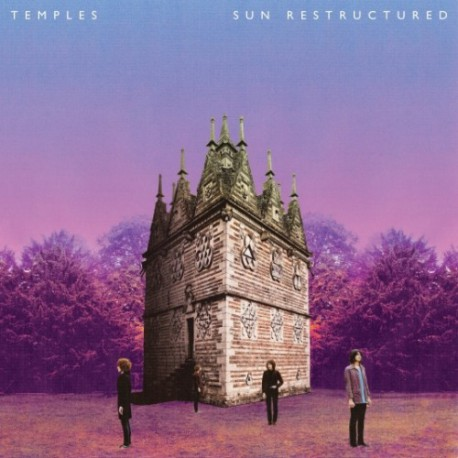 Temples - Sun Structures 2CD + CD (EP) deluxe edition