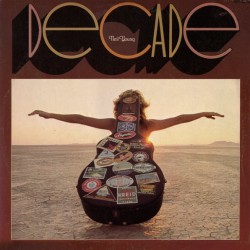 Young ‎Neil - Decade 3LP (limited edition)