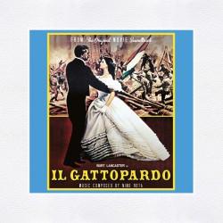 OST - Il Gattopardo (Gepard) - Nino Rota LP