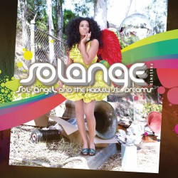 Solange – Sol-Angel And The Hadley St. Dreams CD
