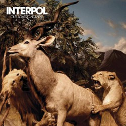 Interpol - Our Love To Admire CD
