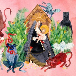 Father John Misty ‎ - I Love You, Honeybear  2LP ( +CD & poster)