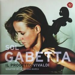 Sol Gabetta,  Sonatori De La Gioiosa Marca - Il Progetto Vivaldi 2LP