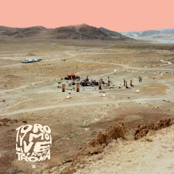 Toro Y Moi - Live From Trona 2LP (limited edition, pink vinyl)