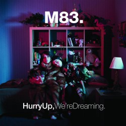 M83 - Hurry Up, We're Dreaming. 2LP
