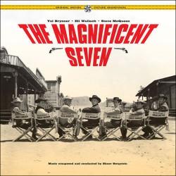 OST -  The Magnificent Seven (Sedm statečných) 2LP