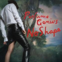 Perfume Genius - No Shape 2LP (limited edition) clear vinyl
