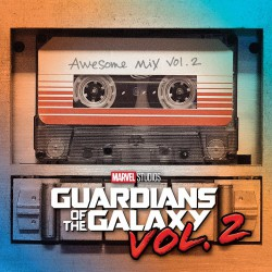 OST - Guardians Of The Galaxy Vol. 2: Awesome Mix Vol. 2 - Strážci galaxie 2 (CD)