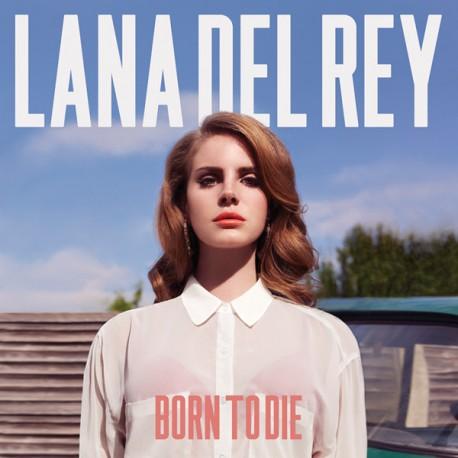 Lana Del Rey - Born To Die 2LP