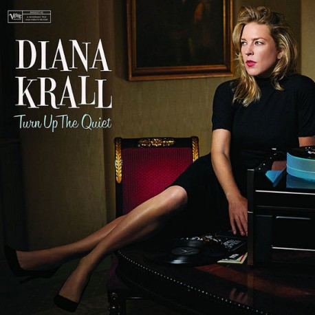 Krall Diana - Turn Up The Quiet 2LP