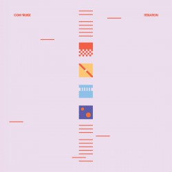 Com Truise - Iteration 2LP (limited edition, blue/white vinyl)