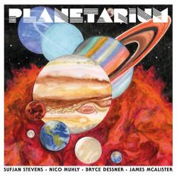 Stevens Sufjan / Nico Muhly / Bryce Dessner / James McAlister - Planetarium 2LP