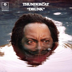 "Thundercat - Drunk 4LP (10"" / red vinyl) box set"