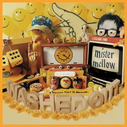 Washed Out - Mister Mellow CD (+DVD)