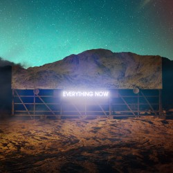 Arcade Fire - Everything Now (night version) LP (blue vinyl, limited edition)