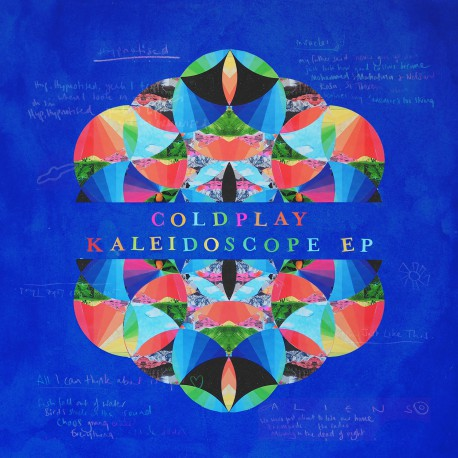 Coldplay - Kaleidoscope EP (CD) digipack