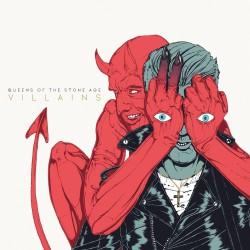 Queens Of The Stone Age - Villains 2LP (deluxe edition)