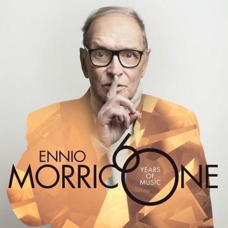 Morricone Ennio - 60 Years of Music 2LP