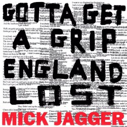 "Jagger Mick - Gotta Get A Grip / England Lost 12"" (single)"