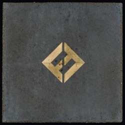 Foo Fighters - Concrete And Gold CD
