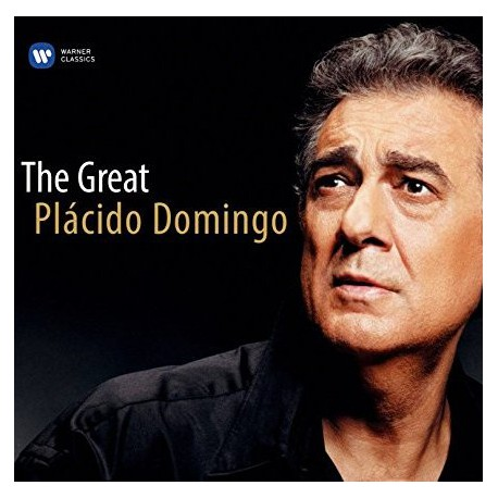 Domingo Placido - The Great 3CD