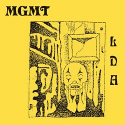 MGMT - Little Dark Age CD