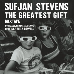 Stevens Sufjan - The Greatest Gift (Outtakes, Remixes & Demos From Carrie & Lowell) LP  (translucent yellow vinyl)