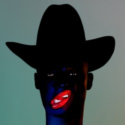 Young Fathers - Cocoa Sugar LP (blue vinyl) limited edition