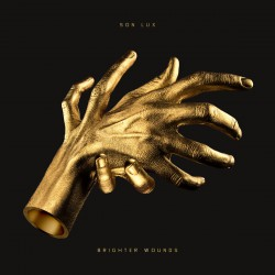 Son Lux - Brighter Wounds LP (pink vinyl) limited edition