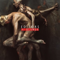 Editors - Violence LP (red vinyl) box - limited edition