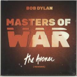 "Dylan Bob - Masters Of War (The Avener Rework) 7"""