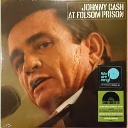Cash Johnny - At Folsom Prison 5LP (box set)