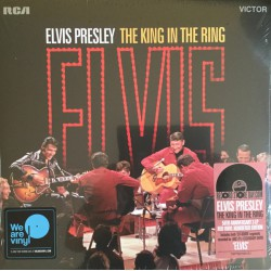 Presley Elvis - The King In The Ring 2LP