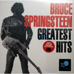 Springsteen Bruce - Greatest Hits 2LP (red vinyl)