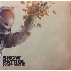 Snow Patrol - Don't Give In 10""
