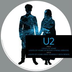 "U2 - Lights Of Home 12"""