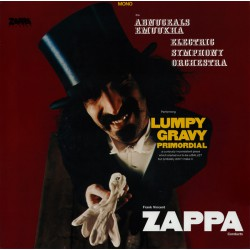 Zappa Frank Vincent Conducts The Abnuceals Emuukha Electric Symphony Orchestra - Lumpy Gravy Primordial LP