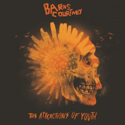 Courtney Barns - The Attractions Of Youth CD