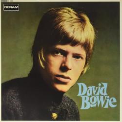Bowie David - David Bowie 2LP (blue & red vinyl)