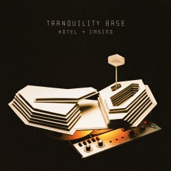 Arctic Monkeys - Tranquility Base Hotel + Casino LP (clear vinyl) limited edition