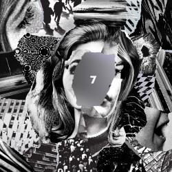 Beach House - 7 (LP) clear vinyl - limited edition