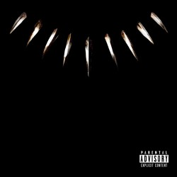 Black Panther: The Album (OST) 2LP