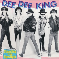 Dee Dee King - Standing In The Spotlight LP